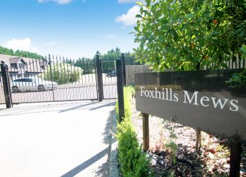 Thumbnail 2 bed property to rent in Foxhills Mews, Longcross Road, Ottershaw