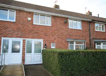 Thumbnail 2 bed terraced house for sale in Aylesby Close, Lincoln