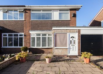 Thumbnail 3 bed semi-detached house for sale in 3 Arnside Ave, Chadderton, Greater Manchester