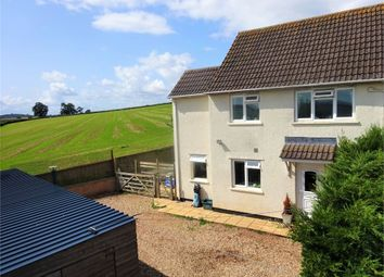 Thumbnail 3 bed end terrace house for sale in Passmore Road, Bradninch, Exeter, Devon