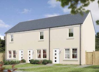"Thumbnail 2 bedroom end terrace house for sale in ""The Portsoy"" at Stable Gardens, Galashiels"