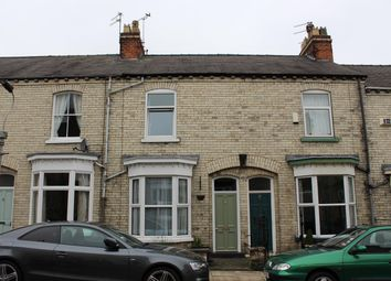 Thumbnail 2 bed terraced house to rent in Scott Street, York, North Yorkshire