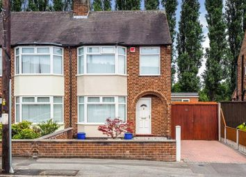 3 bed semi-detached house for sale in Charlbury Road, Nottingham, Nottinghamshire NG8
