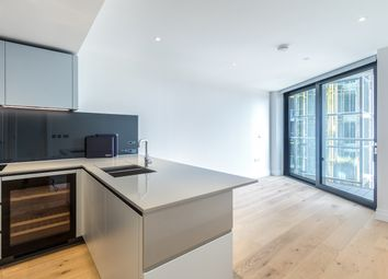 Thumbnail 2 bed flat to rent in Nine Elms Lane, London