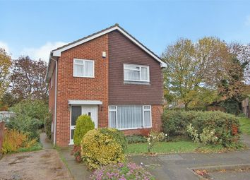 Thumbnail 4 bed detached house for sale in Cowgill Close, Cherry Lodge, Northampton