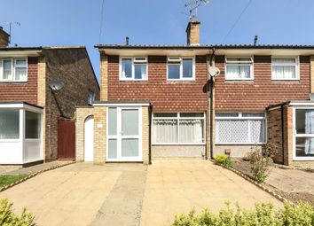 Thumbnail 3 bedroom end terrace house for sale in Trelleck Road, Reading