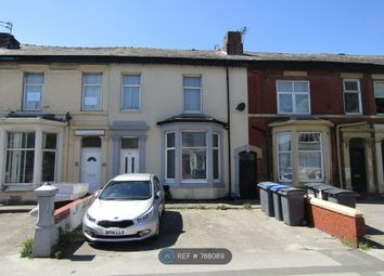 1 bed flat to rent in Gff 43 Park Road, Blackpool FY1