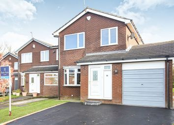 Thumbnail 3 bedroom detached house for sale in Hayfield Road, Bredbury, Stockport