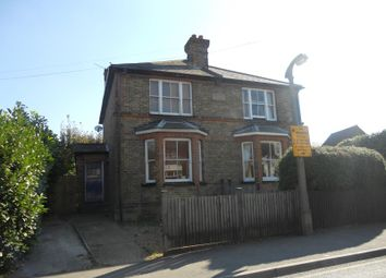 Thumbnail 4 bed semi-detached house for sale in Walton Street, Walton On The Hill, Tadworth, Surrey
