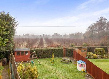 Thumbnail 2 bed terraced house for sale in Elmhurst Avenue, Pembury, Tunbridge Wells