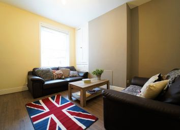Thumbnail 5 bed terraced house to rent in Shelton Street, City Centre, Nottingham