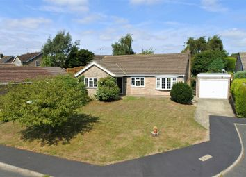 Thumbnail 3 bed detached bungalow for sale in Lichfield Close, Grantham