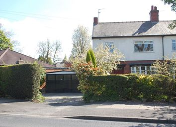 Thumbnail 3 bed semi-detached house for sale in Wood Lane, Ashton-Under-Lyne