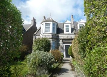 Thumbnail 4 bed semi-detached house to rent in Broomhill Road, Aberdeen