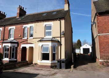 Thumbnail 3 bed semi-detached house to rent in Lower Packington Road, Ashby-De-La-Zouch