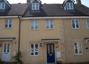 Thumbnail 3 bed terraced house to rent in The Oaks, Shilton Park, Carterton, Oxon