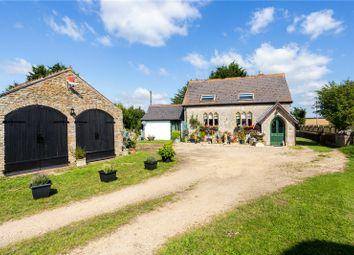 Thumbnail Detached house for sale in Burnett, Keynsham, Bristol