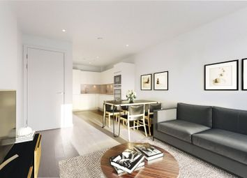 Thumbnail 3 bed flat for sale in Broadfield Lane, London, Camden