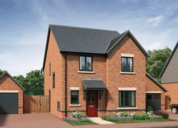 Thumbnail 4 bedroom detached house for sale in Sparrowhawk Way, Telford