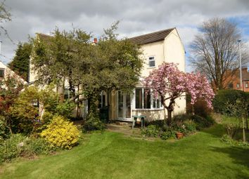 Thumbnail 3 bed detached house for sale in Melbourne Road, Ibstock, Leicestershire
