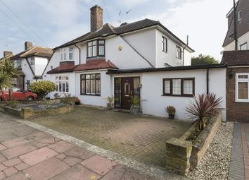 Thumbnail 4 bed semi-detached house for sale in Brendon Road, London
