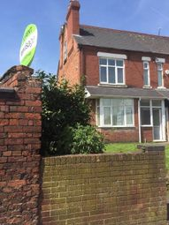 Thumbnail 4 bed semi-detached house to rent in Longford Road, Longford, Coventry