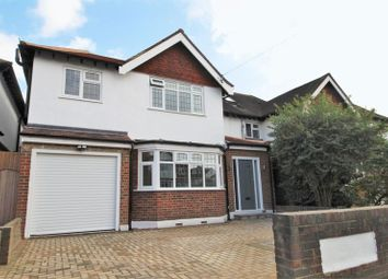 Thumbnail 5 bed semi-detached house to rent in High Drive, New Malden