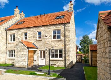 Thumbnail 3 bed end terrace house for sale in Black Swan Yard, Helmsley, York, North Yorkshire