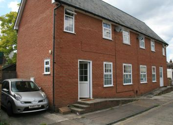 Thumbnail 2 bed semi-detached house to rent in Hart Street, Chelmsford