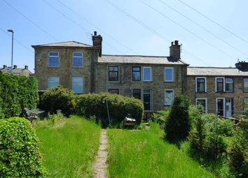 Thumbnail 2 bed terraced house for sale in Fox Street, Lowerhouse, Burnley, Lancashire