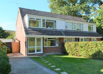 Thumbnail 3 bed semi-detached house for sale in Provene Close, Waltham Chase