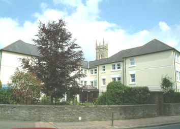 Thumbnail 2 bed flat for sale in Barum Court, Litchdon Street, Barnstaple