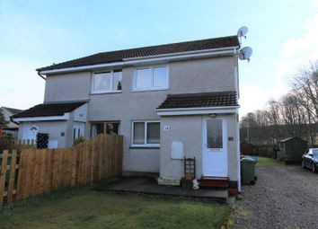 Thumbnail 1 bed flat for sale in 15 Hazel Avenue, Culloden, Inverness
