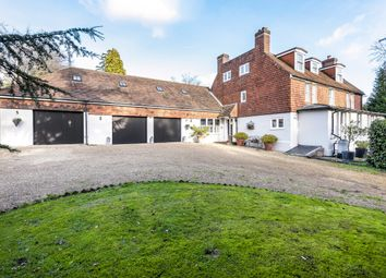 Thumbnail 6 bed detached house for sale in Cross In Hand, Heathfield