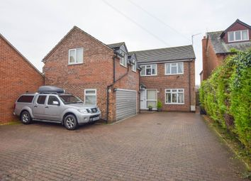 Thumbnail 5 bed detached house for sale in Isaacson Road, Burwell, Cambridge