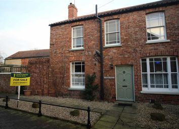 Thumbnail 2 bed end terrace house for sale in Peak Mews, Market Rasen