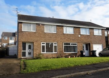 Thumbnail 3 bed semi-detached house for sale in Glenbrook Drive, Bradford