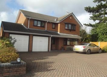Thumbnail 4 bed property to rent in Hanbury Road, Stoke Heath, Bromsgrove