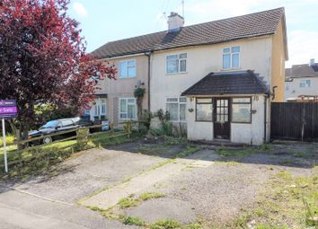 Thumbnail 3 bed semi-detached house for sale in Malory Close, Thornhill