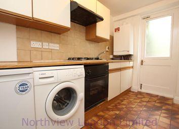 Thumbnail 1 bed flat to rent in Medina Road, Finsbury Park