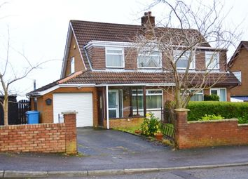 Thumbnail 3 bedroom semi-detached house for sale in Squires Hill Road, Belfast, County Antrim