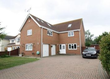 Thumbnail 6 bed detached house for sale in Mayland, Chelmsford, Essex
