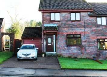 Thumbnail 3 bed semi-detached house for sale in Primrose Avenue, Inverclyde Inverkip