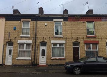 2 bed terraced house for sale in Whittier Street, Toxteth, Liverpool, Merseyside L8
