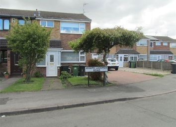Thumbnail 3 bed semi-detached house to rent in Joseph Luckman Road, Bedworth, Warwickshire