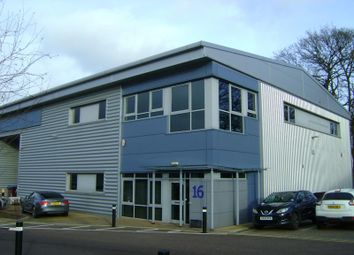Thumbnail Warehouse to let in Unit 16 Mcdonald Business Park, Maylands Avenue, Hemel Hempstead, Hertfordshire