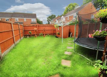 Thumbnail 3 bed terraced house for sale in Manor Close, Kempston
