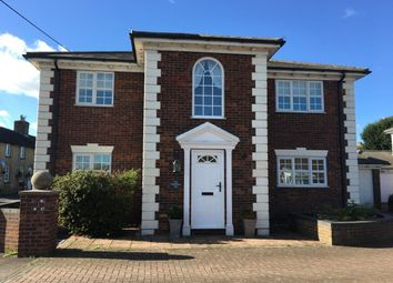 Thumbnail 4 bedroom detached house to rent in Old Bakery Yard, Cambridge Road, Dunton, Bedfordshire