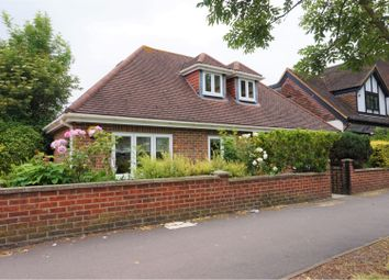 Thumbnail 3 bed detached bungalow for sale in Ravenswood Crescent, West Wickham