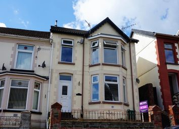 Thumbnail 2 bed end terrace house for sale in Berw Road, Tonypandy